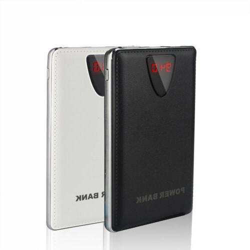Portable 50000mAh 3USB Charger For Cell