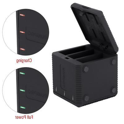 Portable Battery Slots Charger GoPro Camera Black SP