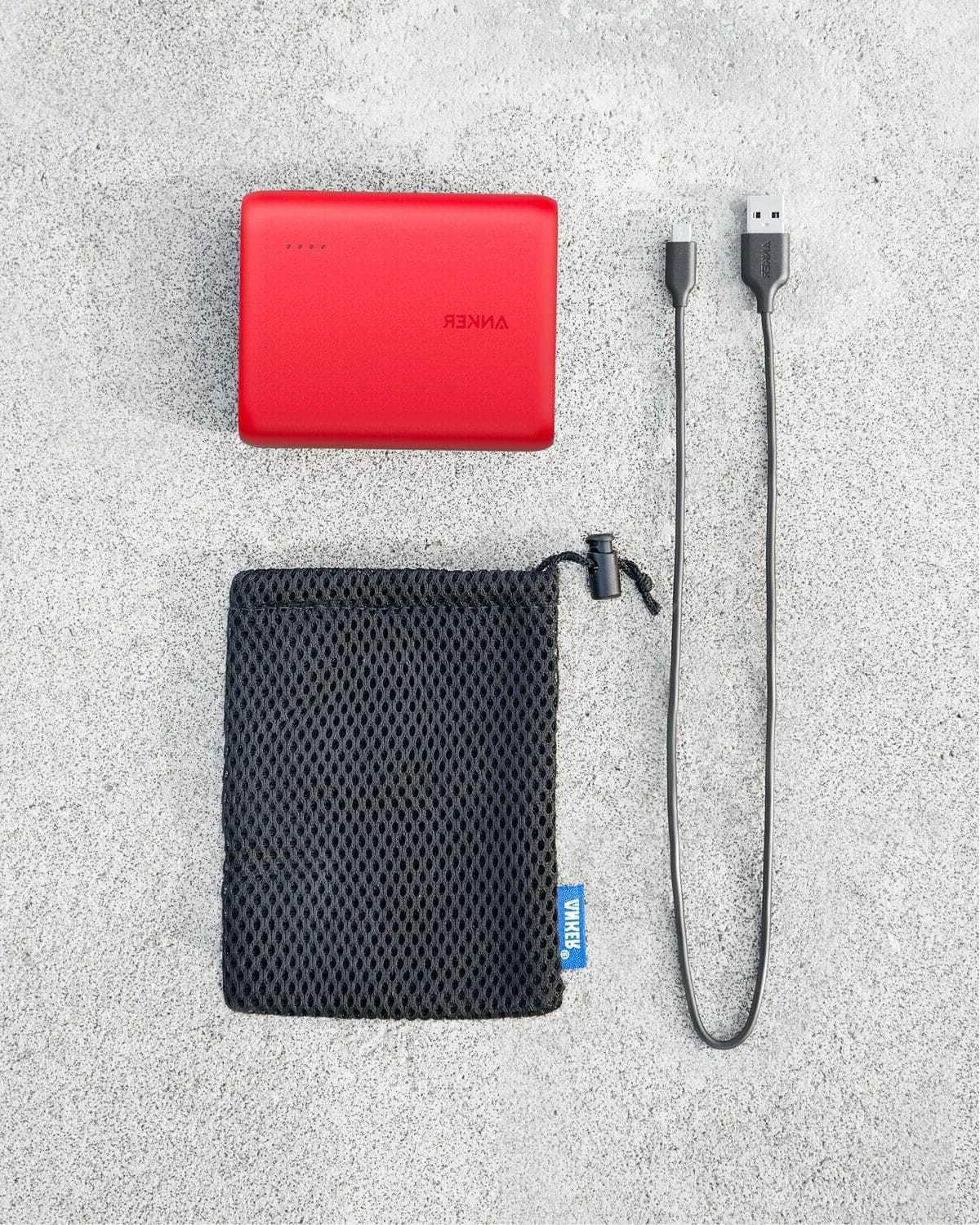 Anker Portable 2-Port Power Bank iPhone 11