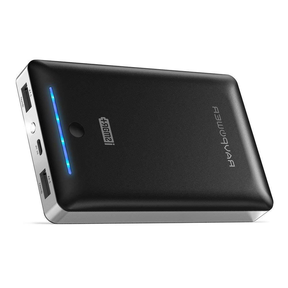 portable charger 16750mah external battery power bank