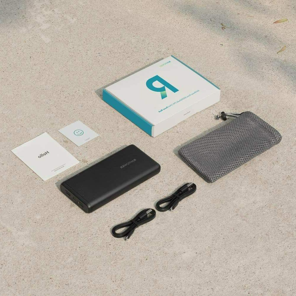 Portable Charger RAVPower 20000mAh Power Battery