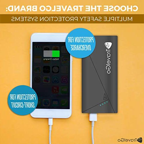 Portable Charger Go Dual Battery Pack 8/7/ 6/ 5/ SE, More