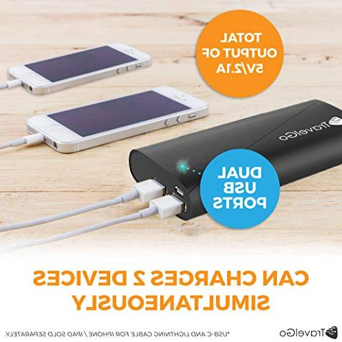 Dual Pack for iPhone X/ 8/7/ 5/ SE, iPad, LG, More