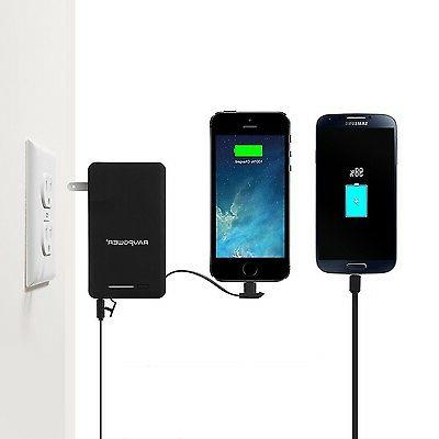 Portable Charger RAVPower 9000mAh (with