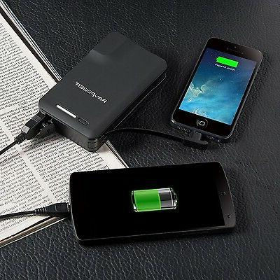 Portable Charger RAVPower (with AC Plug iPhone MFI Certified