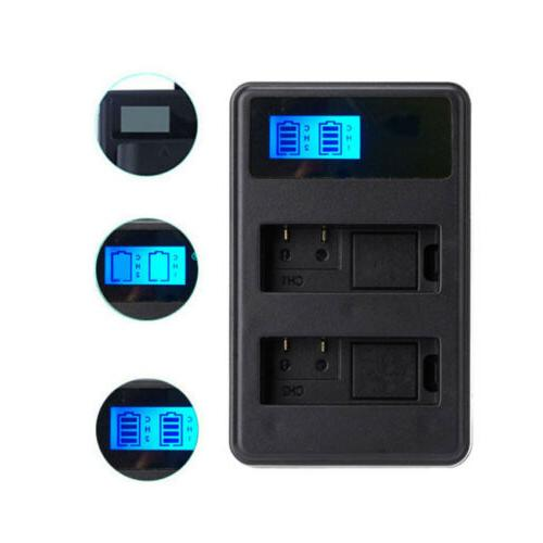 Portable Dual USB Charger GoPro