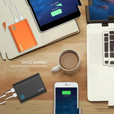 Jackery Charger 12000mAh Power Outdoors USB