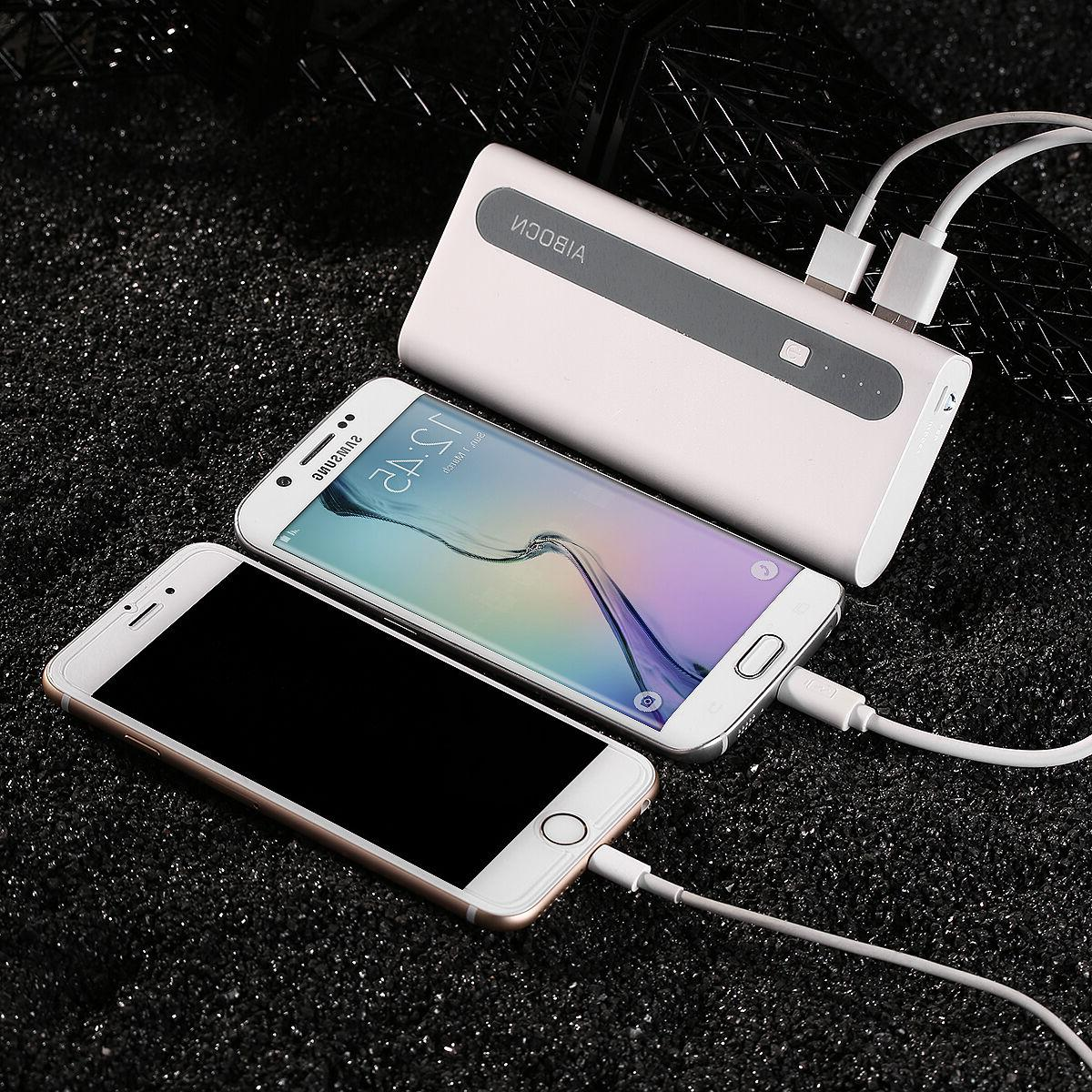 Aibocn USB Port Cell Battery Charger
