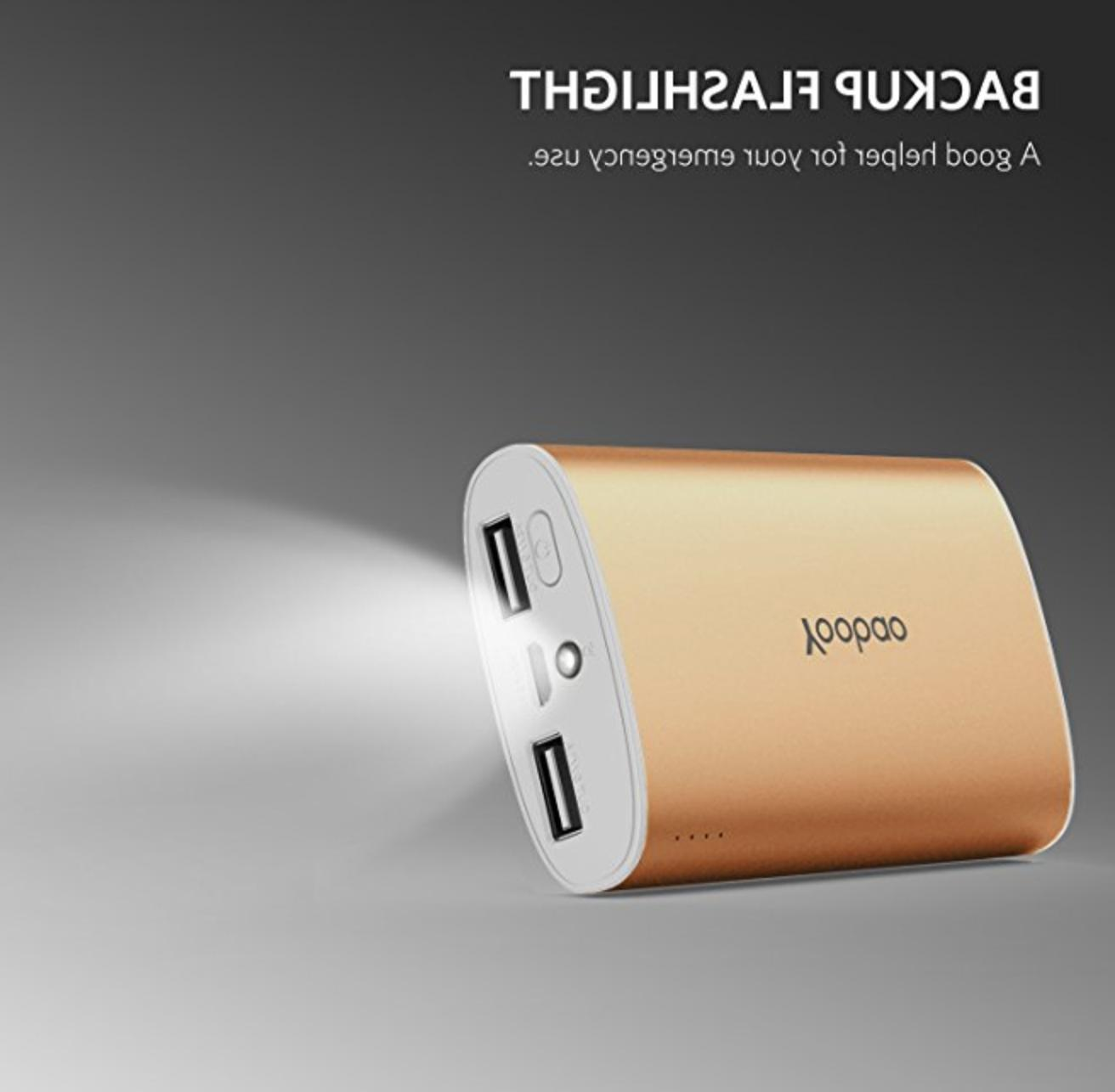 Portable iPhone Charger, Power Charger Pack