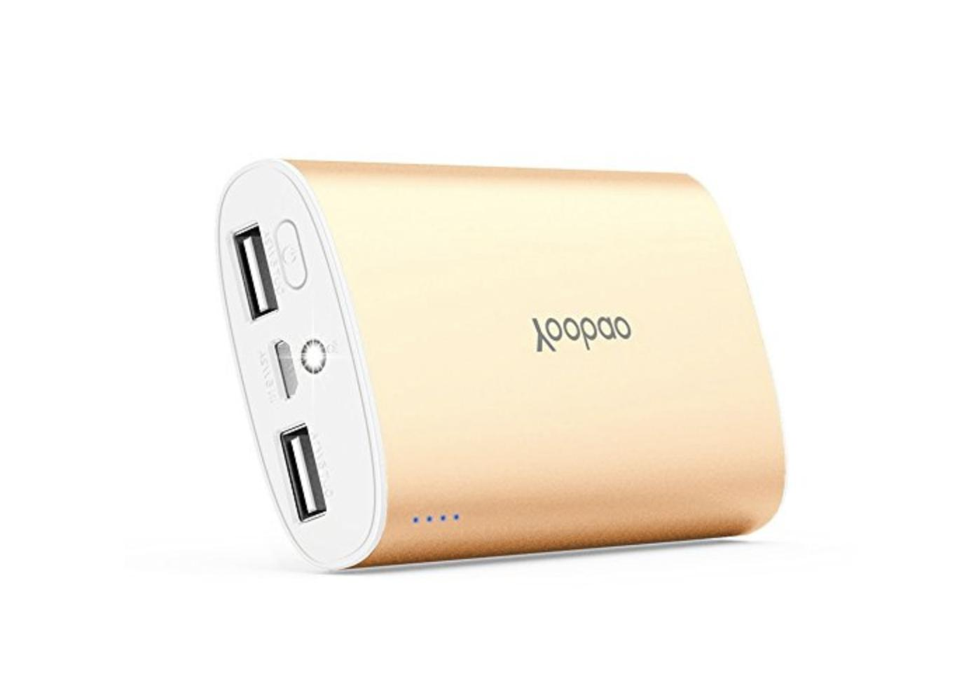 Power Bank 10200mAh Charger Power Pack