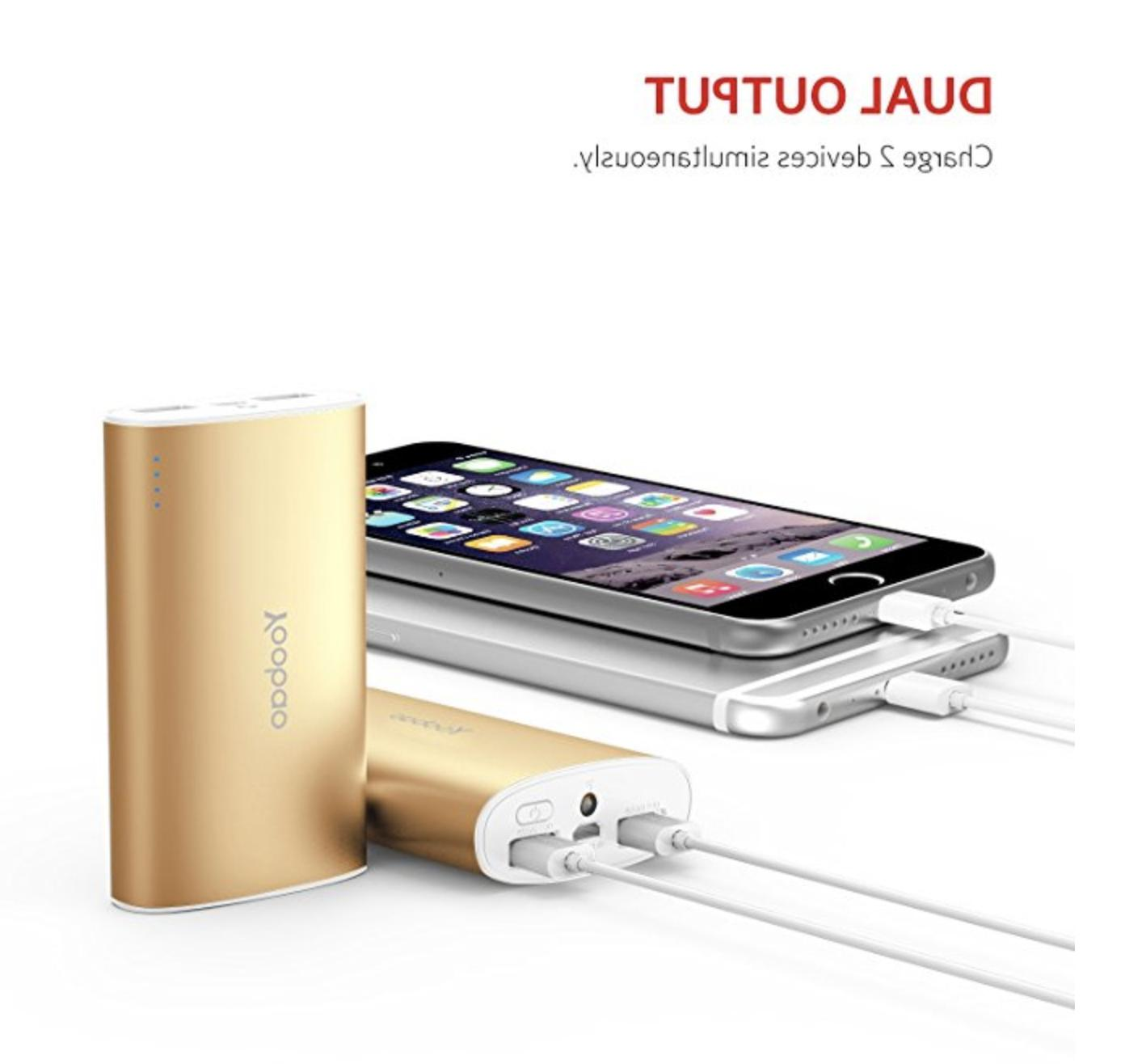 Portable Charger, Power External Charger Power