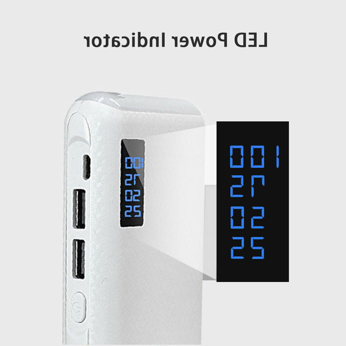Portable Power Bank External Battery Charger for Mobile
