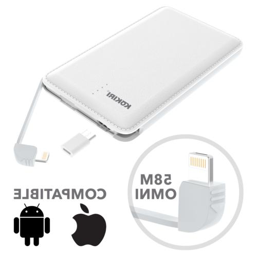 portable power bank battery charger for iphone