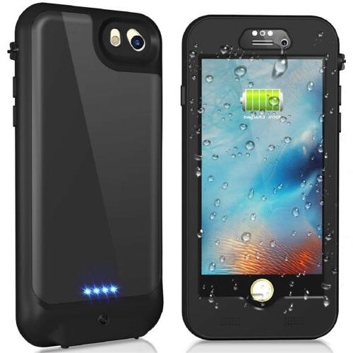 Portable Power Bank Battery Charger Waterproof Case Cover fo