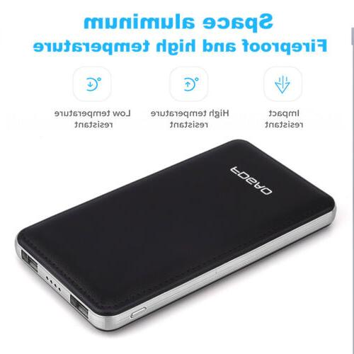 Portable USB Power Bank External Battery For Cell Phones