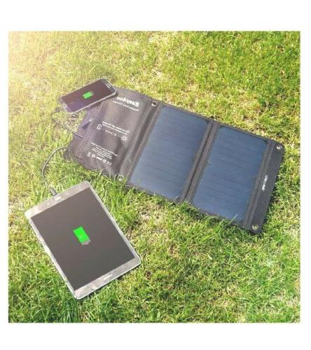 portable solar charger 2 2a and 2