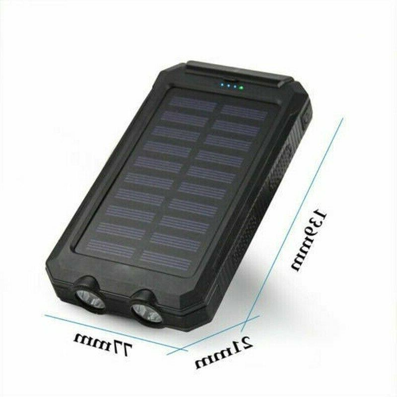 Power Bank Camping Charger Battery