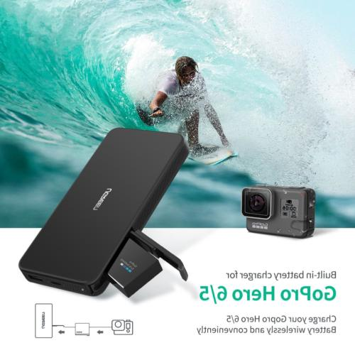UGREEN Bank 10000mAh Portable Battery Charger GoPro Hero 5