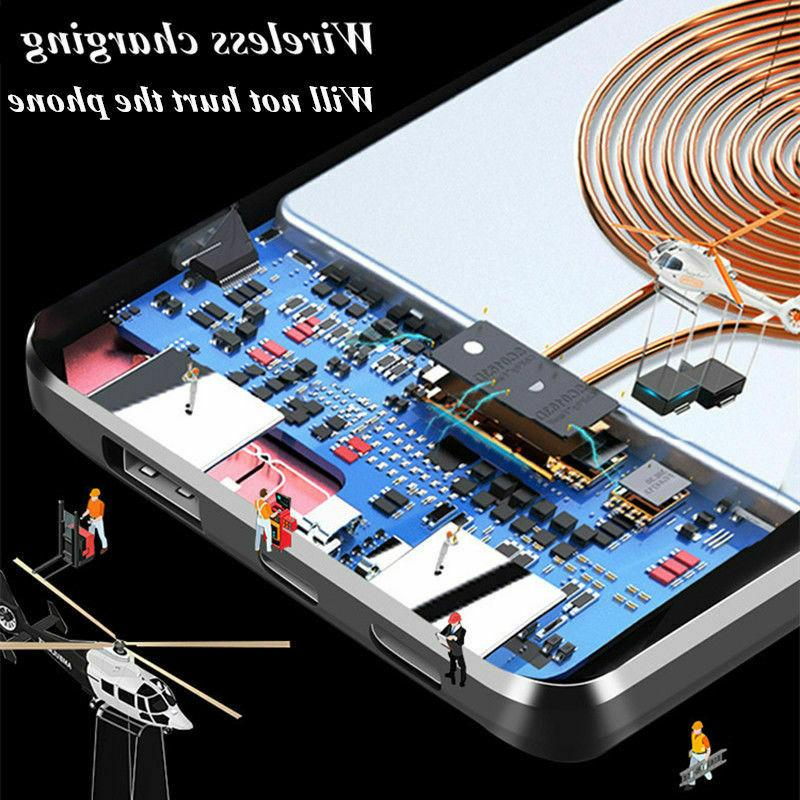 Power 900000mAh Wireless Charger Portable Fast Charging