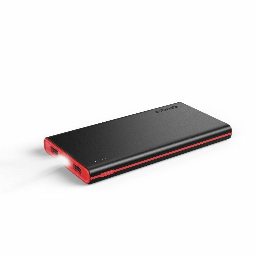 EasyAcc 10000mAh Power Bank Brilliant External Battery Pack