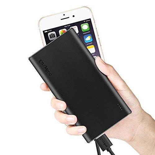 EasyAcc Bank Brilliant External Classic iPhone - Black