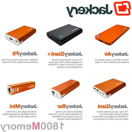Jackery Power Bank Portable Battery Pack Force 65 115 260 42