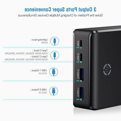 26800mAh Type-C Portable Charger Phone