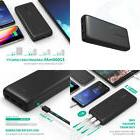 power banks ravpower 32000mah 6a output portable