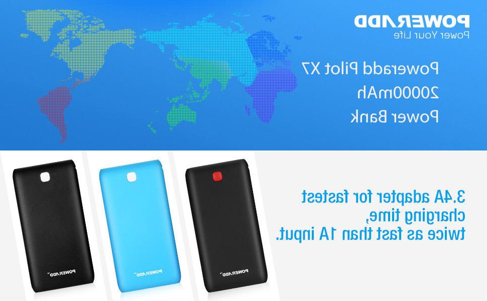 Poweradd Power Portable phone Charger