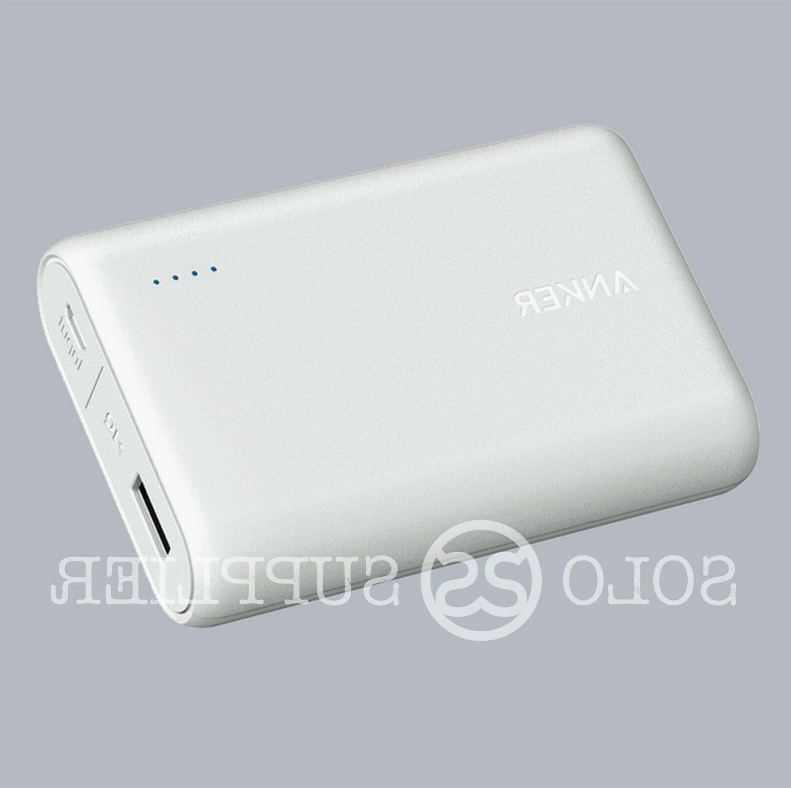 powercore 10000mah charger portable battery white power