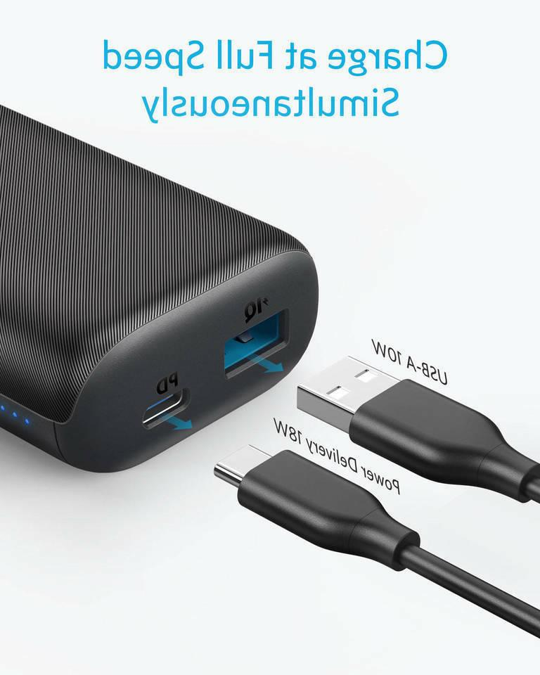 Anker PowerCore Portable Charger Delivery