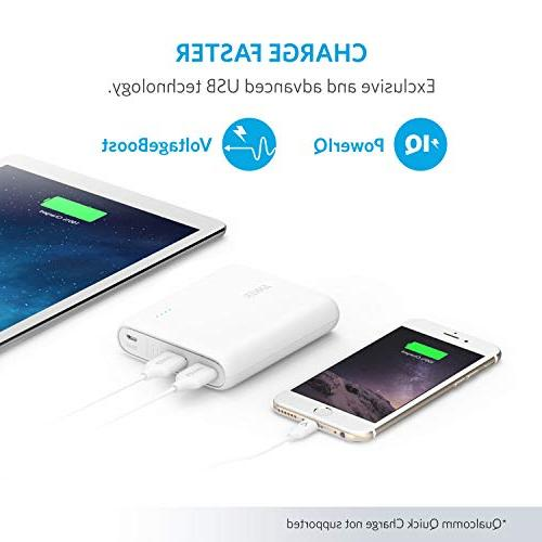 Anker PowerCore 13000mAh 2-Port Charger Bank PowerIQ for Galaxy