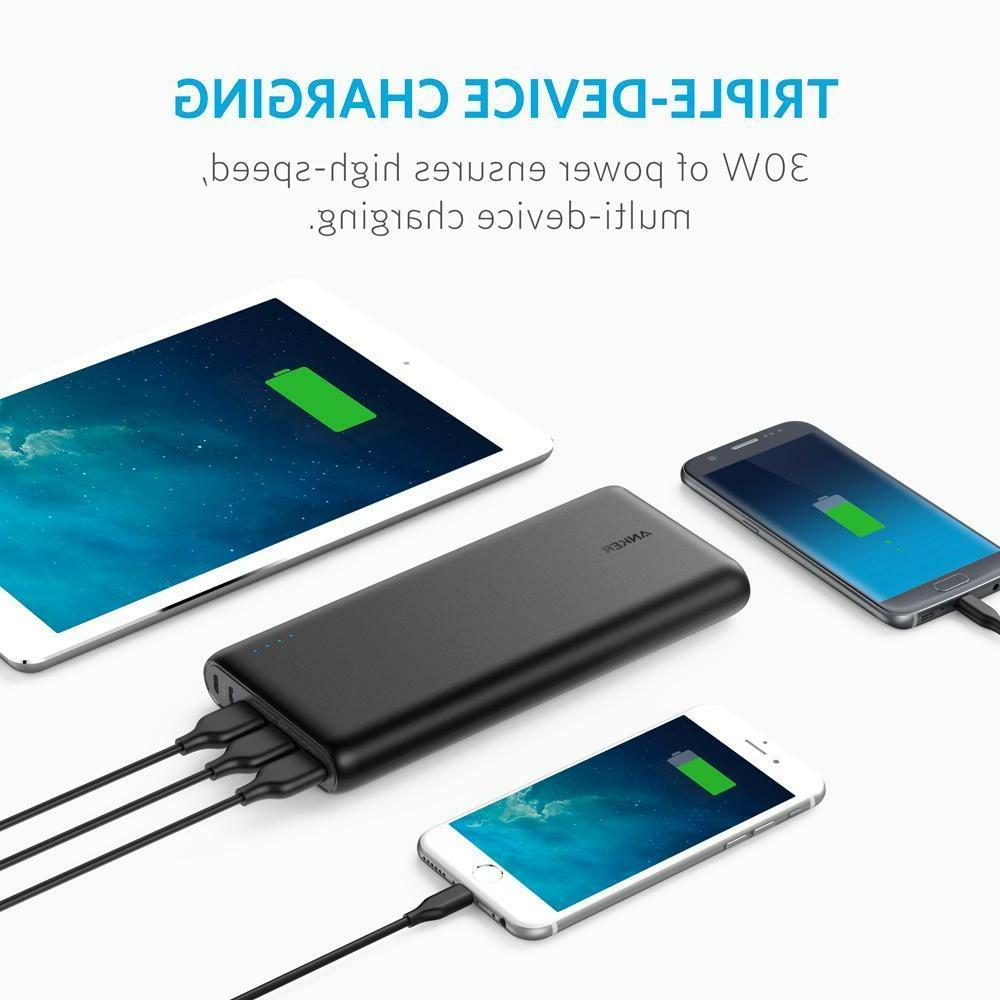 Anker PowerCore 26800 Charger Dual Port