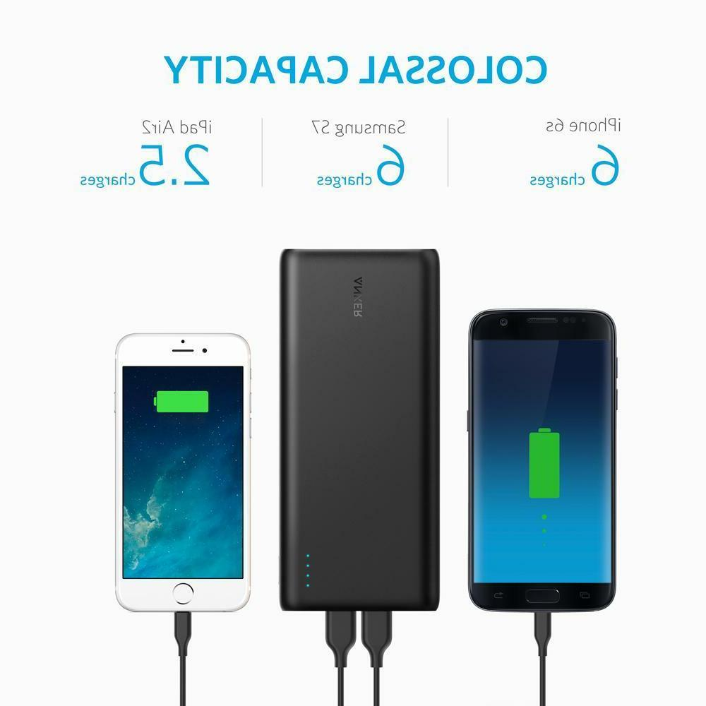 Anker PowerCore 26800 Charger Dual