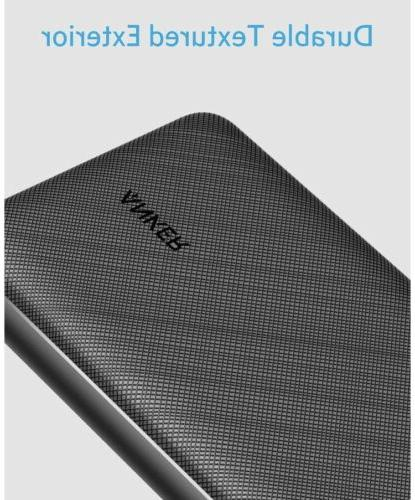 Anker PowerCore Essential 20000 Portable 20000mAh Bank