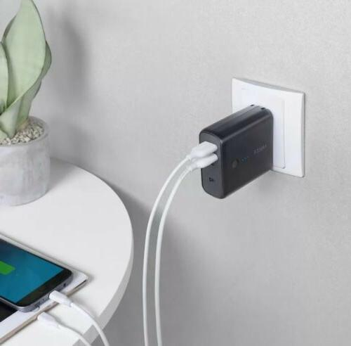 Anker PowerCore Fusion 5000 mAh Fast Charging 2 in Portable Wall