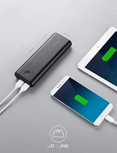 Anker 20100mAh Portable 2.0 Charging for Samsung and More