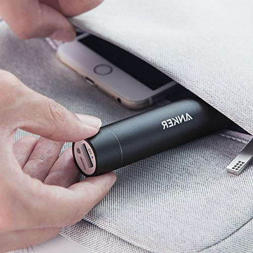 Anker 3350mAh Lipstick-Sized One the Most Compact