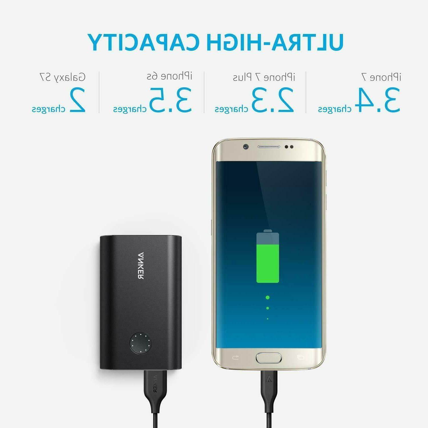 Anker Portable Charger Quick
