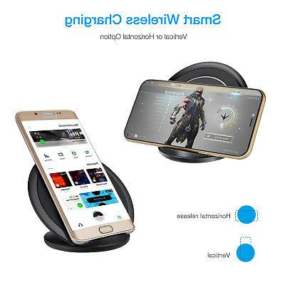 Fast Charging Pad Stand for S8 S7