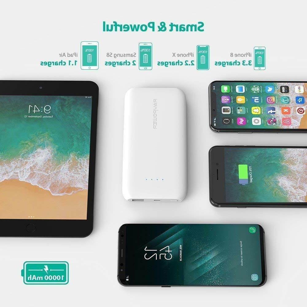 Quick Charge 3.0 10000mAh Portable QC Output