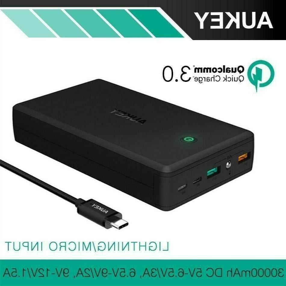 quick charge 3 0 30000mah power bank