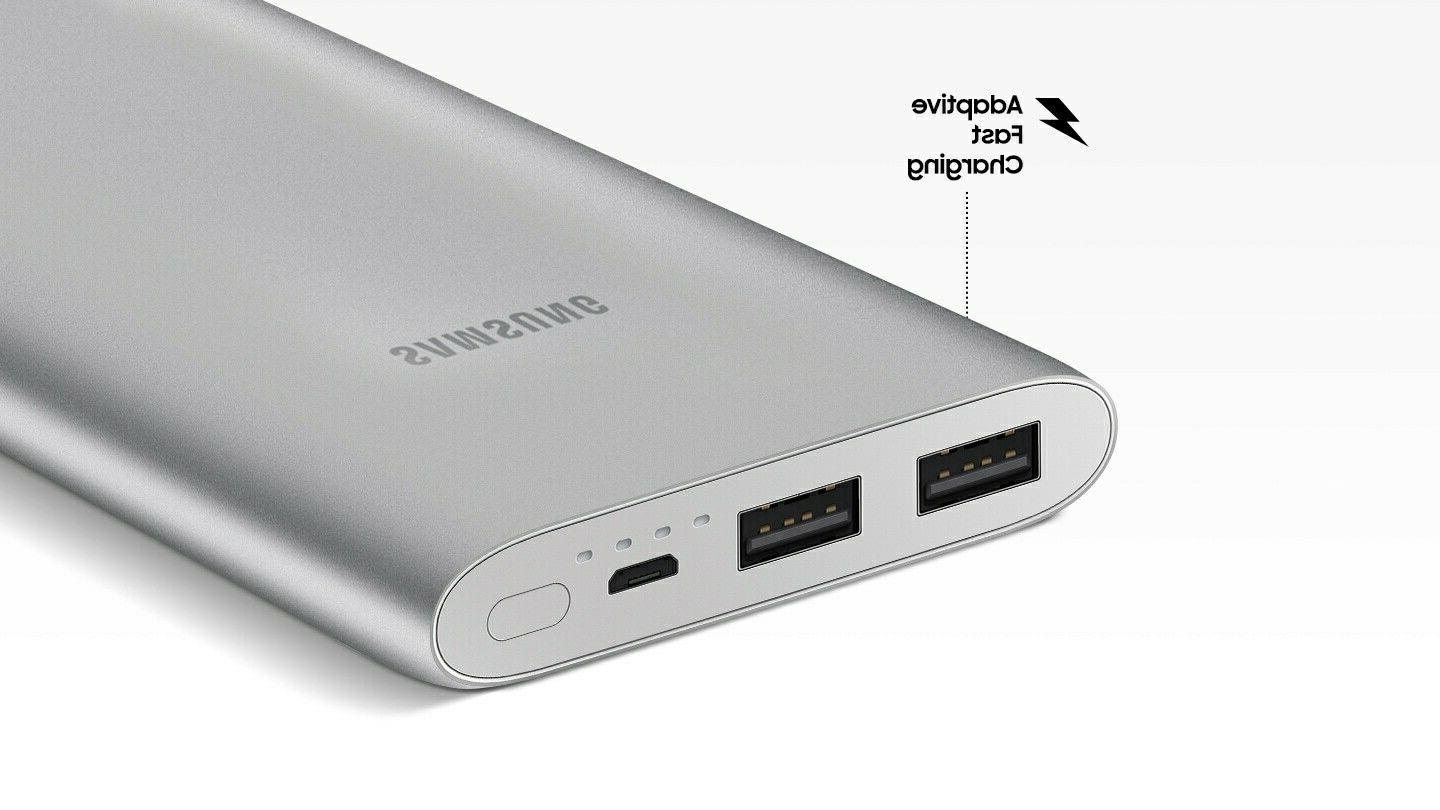 Samung Battery Pack with USB Cable Fast Charge USB