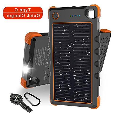 solar charger c