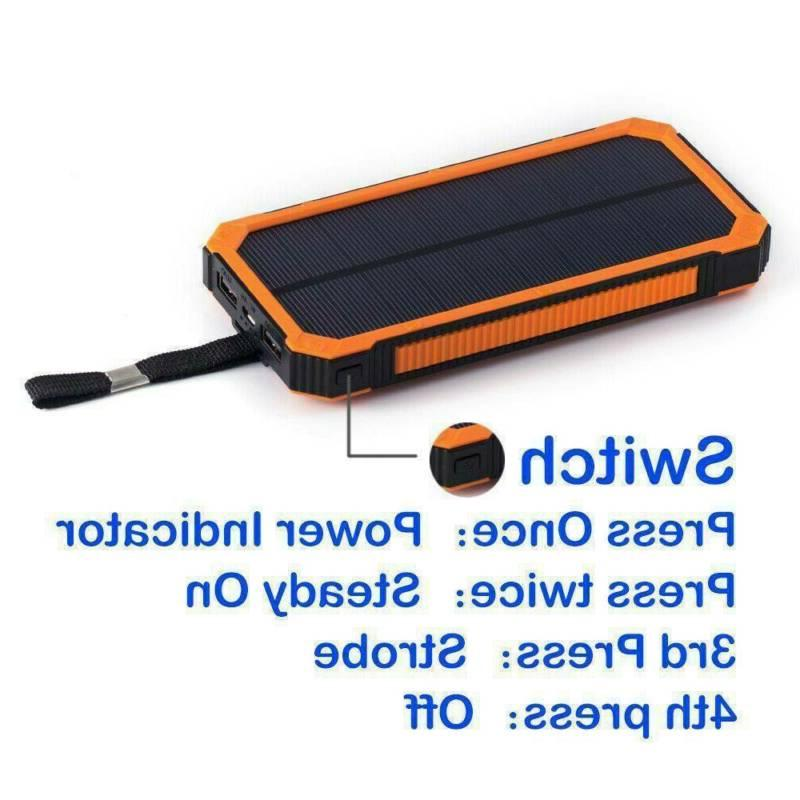 Portable Dual Battery