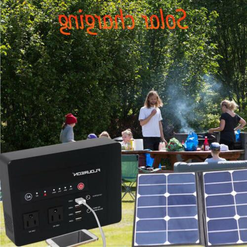 Portable AC120V Station Camping Emergency Power