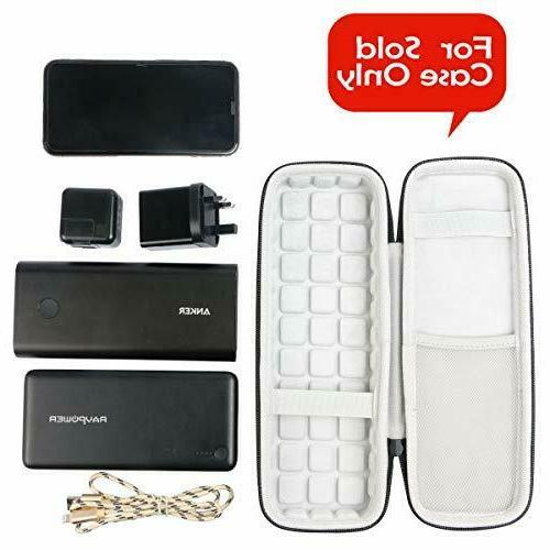 Travel Case for Pack Charger 26800mAh Bank
