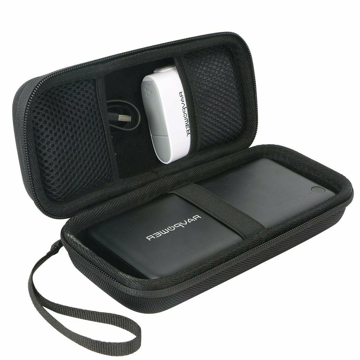 Khanka Hard Travel Case for RAVPower 26800mAh PD Portable Ch