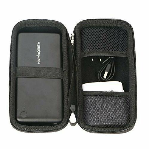 Travel Case Pack RAVPower 26800 Charger Power Bank