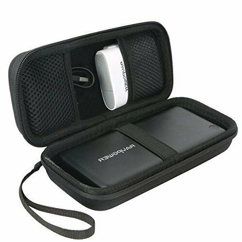 travel case for battery pack 26800 portable